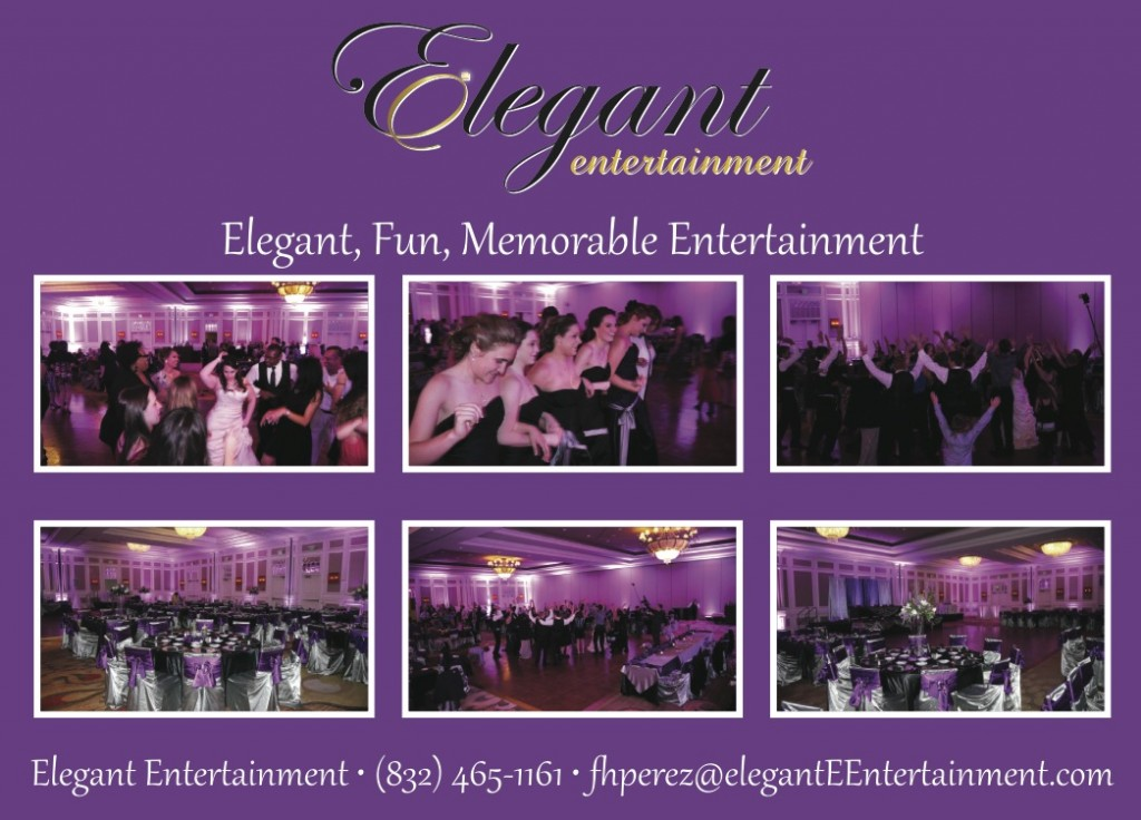 2014 Houston Bridal Extravaganza Flyer