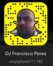 Houston-Wedding-DJ-Millenials-Snapchat-code