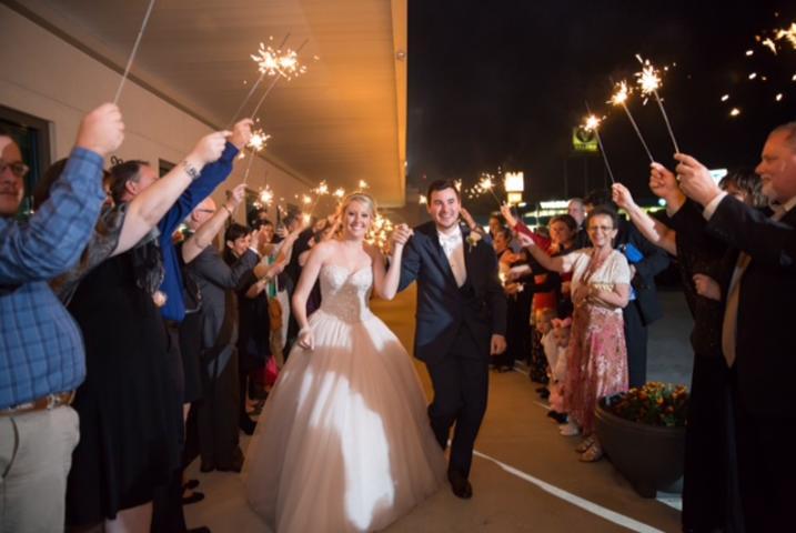 Wedding DJ in Houston Texas at the Gates on Main