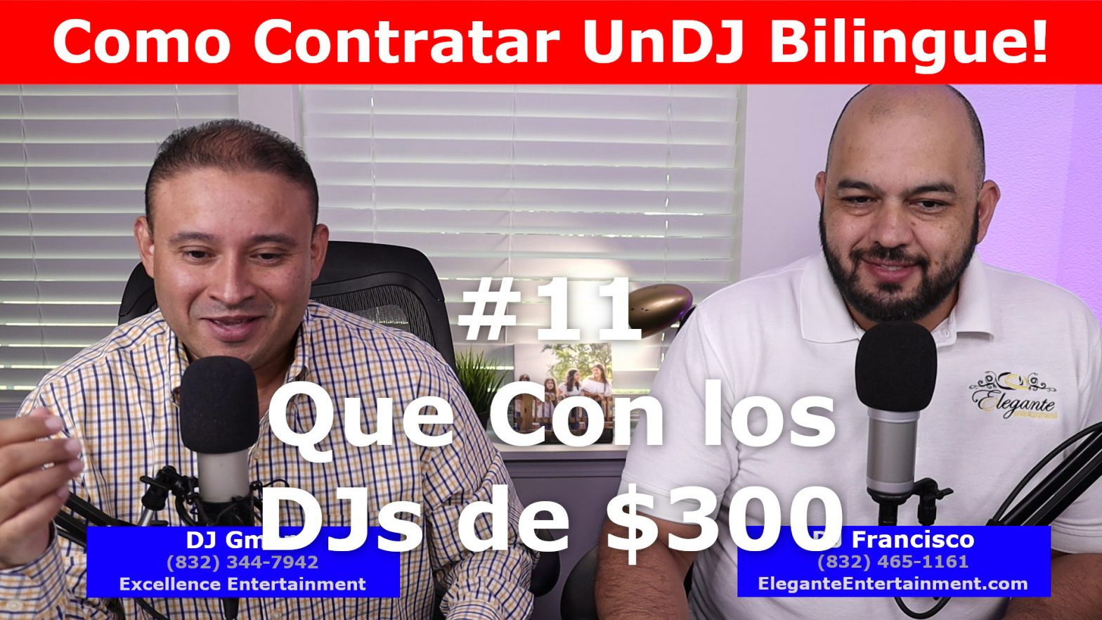 DJ in Houston | #11 DJs that Charge $300