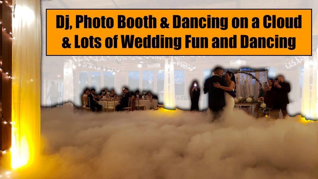 Pavilion at Vida Bela Bilingual Wedding DJ Houston
