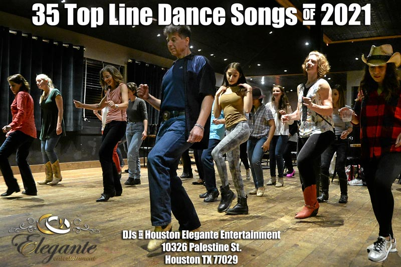 Learn The 35 Top Line Dance Songs in 2021