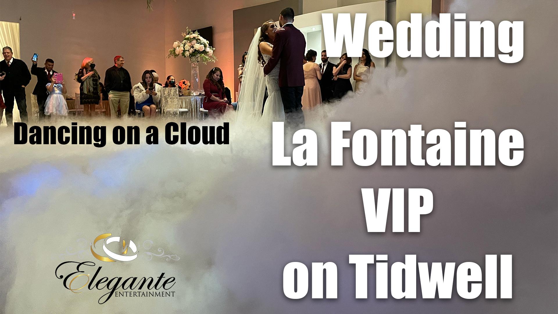 dancing on a cloud wedding